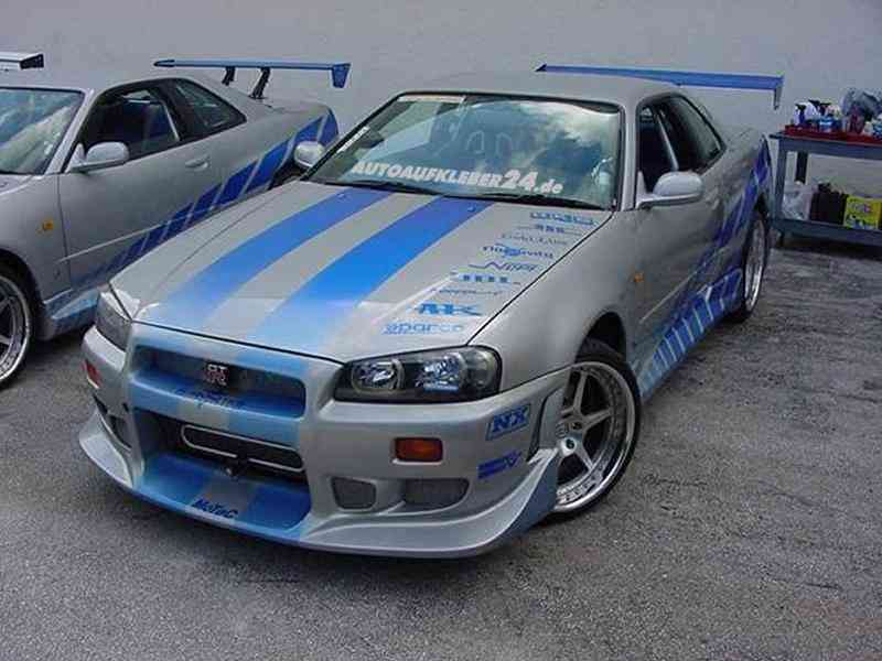 1992 Nissan Maxima For Sale Nissan Skyline R34 Fast And Furious Images & Pictures - Becuo