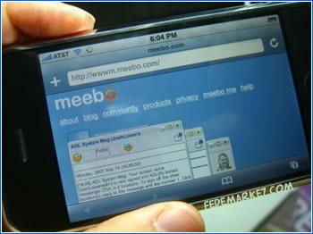 webmessenger msn mac: