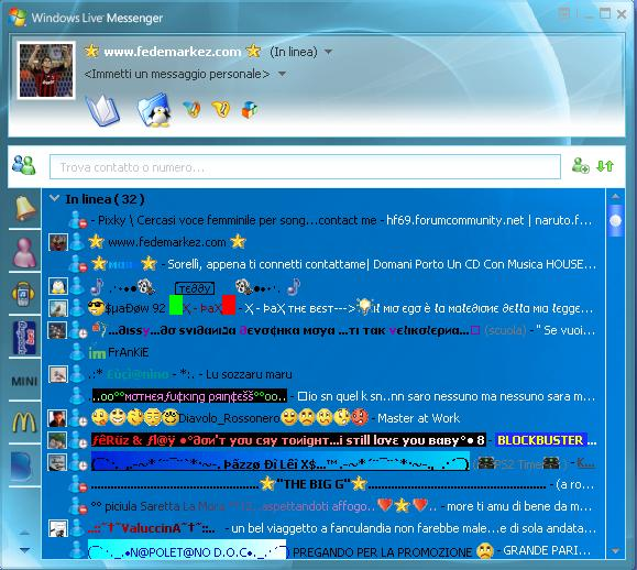 windows live messenger 8.1.078