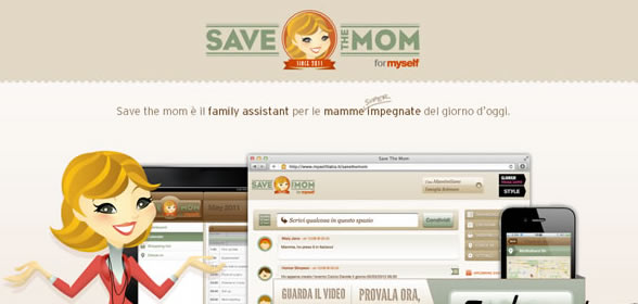 save the mom social
