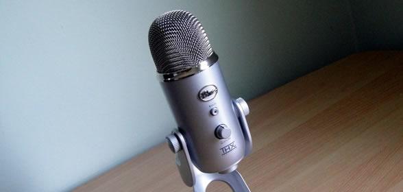 blue yeti microfono