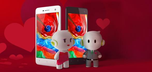 amore smartphone
