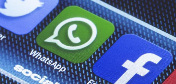 schermata whatsapp