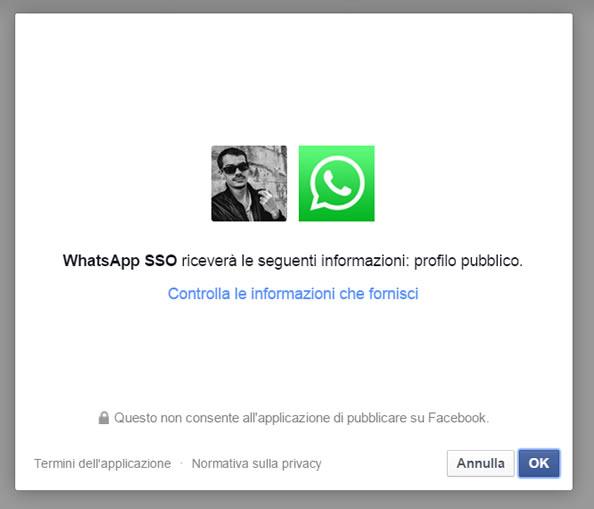 whatsapp sso