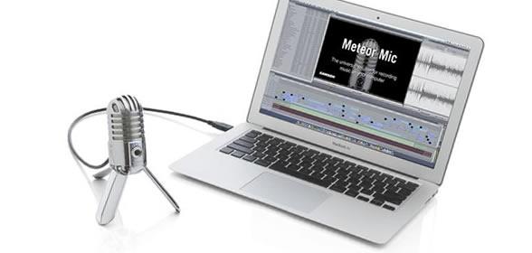 microfono samson