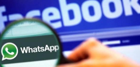 whatsapp privacy facebook